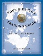 Tour Director Training book